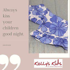 Kelly's Kids Ruffled Pants